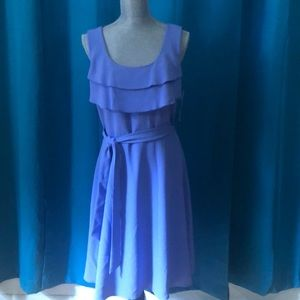 Alex Marie lavender special occasion dress w/tags